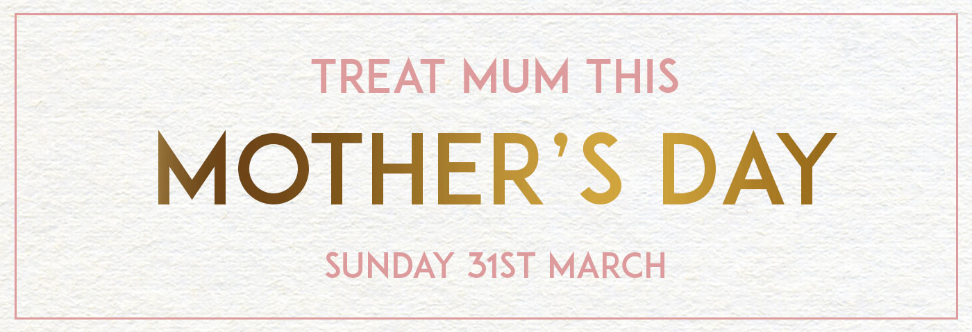 Mother's Day at The Crown Tavern